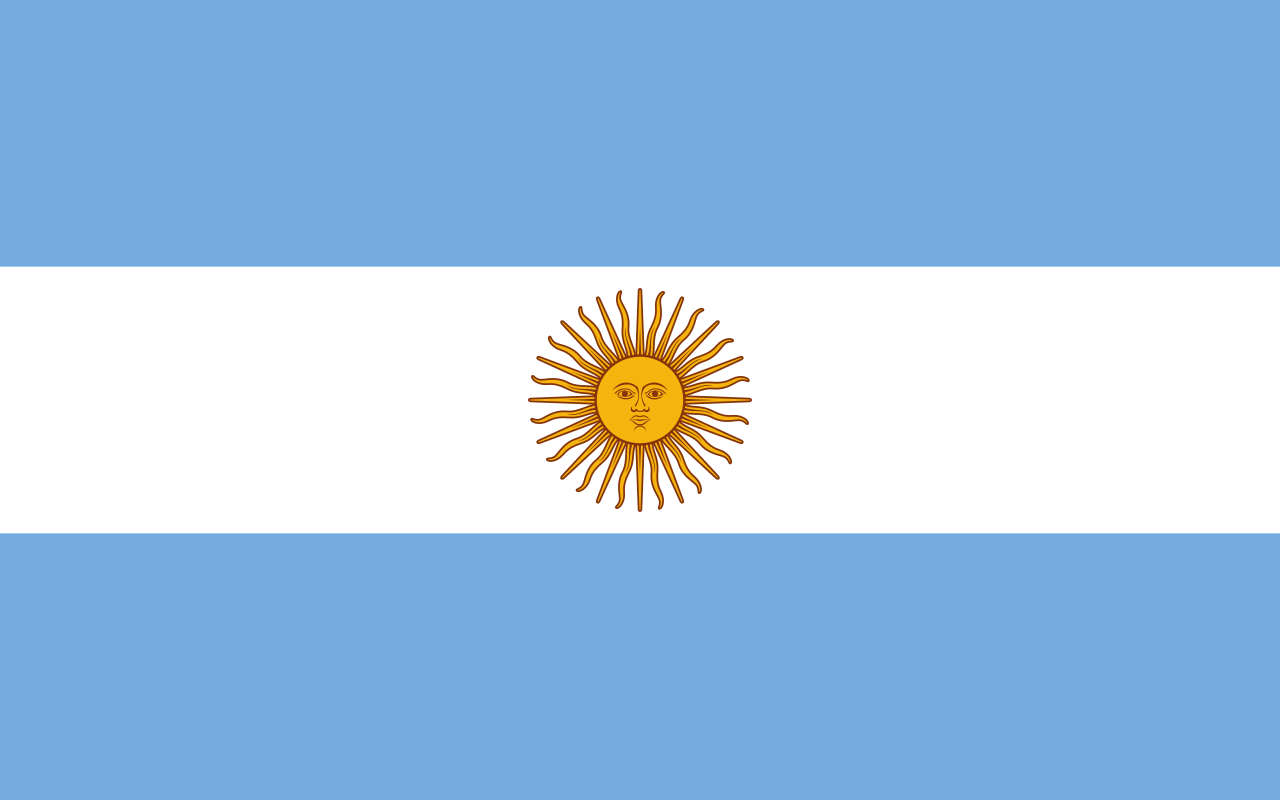 ¡Bienvenidos Argentinos!